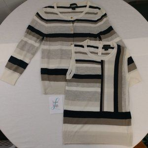 J Crew Collection Italian Cashmere Sweater Set
